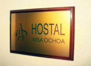 placa-hostal-aisa-ochoa